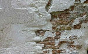 material para enlucir paredes exteriores